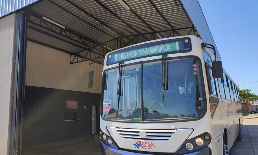 ônibus circular santa margarida